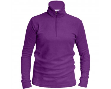 Womens Manbi Zip Microfleece