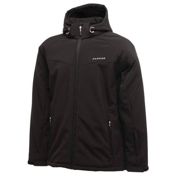 Meticulous Mens Soft Shell Ski Jacket