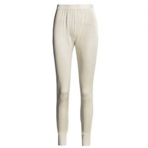 100% Silk Womens Thermal Longjohns