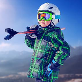 Kids SkiWear