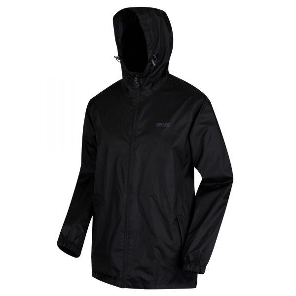 Mens Waterproof Packaway Jacket
